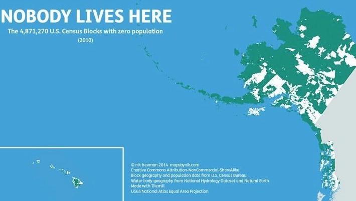 aqui no vive nadie alaska