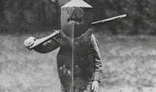Armas medievales Primera Guerra Mundial
