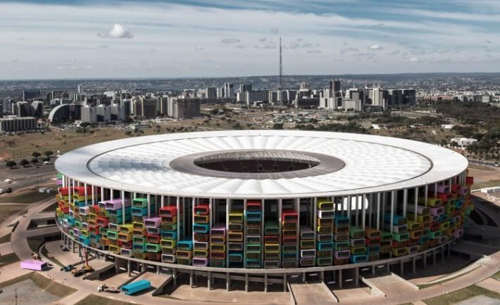 Aprovechar estadios Mundial como viviendas sociales