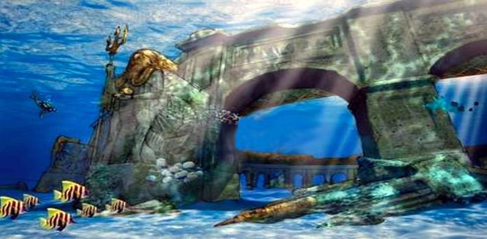 Atlantis nuevo parque submarino prepara Dubai