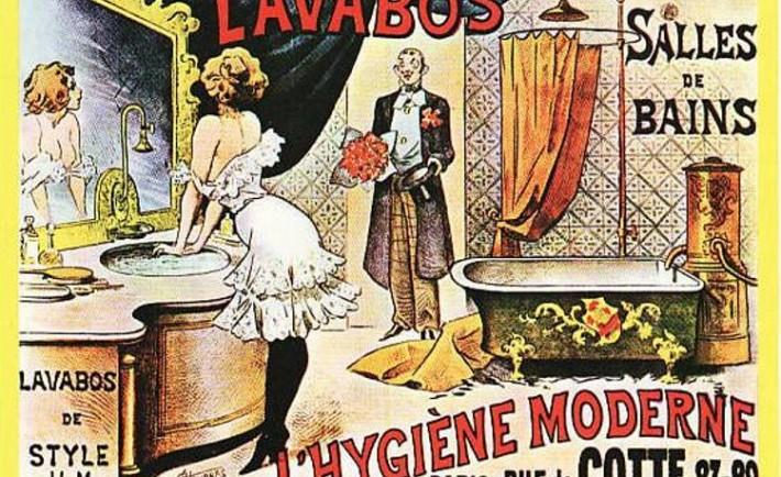 Cuartos de baño modelos derroche insalubridad