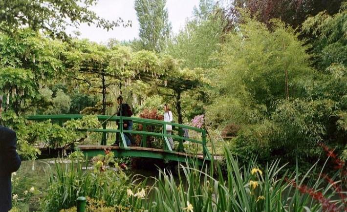 Jardines casa museo Monet Giverny