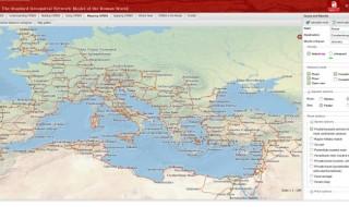 Mapa interactivo Imperio Romano