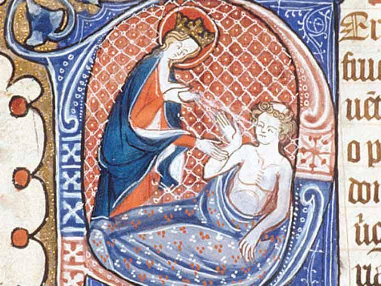 Los 9 milagros más singulares de la Edad Media