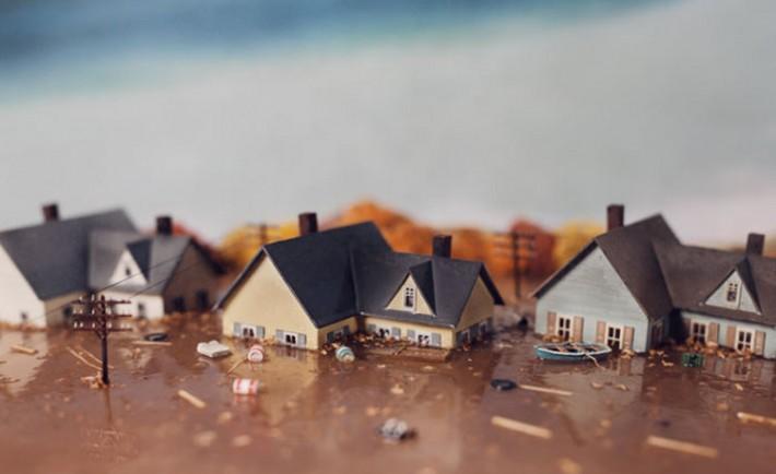 Dioramas apocalipticos Lori Nix2