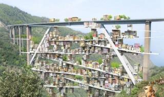 Urbanizacion ubicada arco viaducto