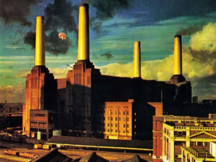 Battersea Power Station: de portada del Animals de Pink Flo