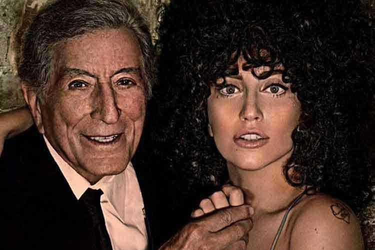 Tony Bennett & Lady Gaga – Cheek to Cheek
