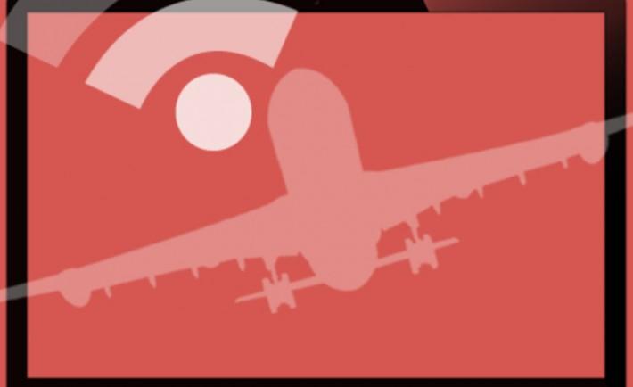 Infografia Rumbo aerolineas Wifi a bordo