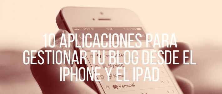 aplicaciones blogging