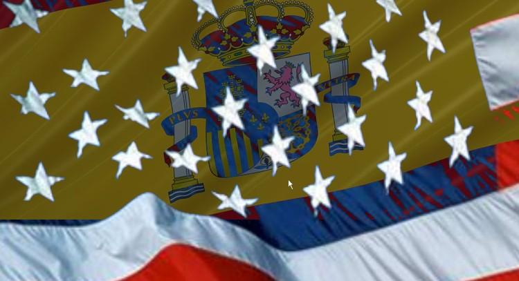 Colores de la bandera americana en ingles