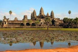 Angkor Wat esplendor religioso imperio Jemer