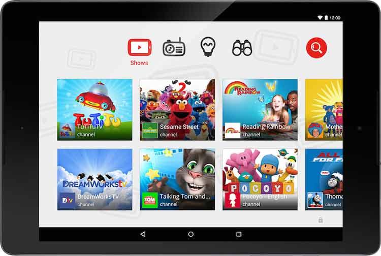 YouTube Kids ya está disponible para iOS y Android