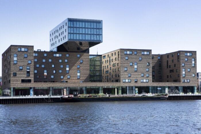 El primer hotel musical de Europa: nhow Berlín