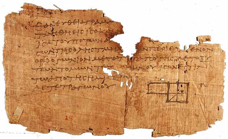 Un antiguo remedio para la resaca descubierto en un papiro egipcio