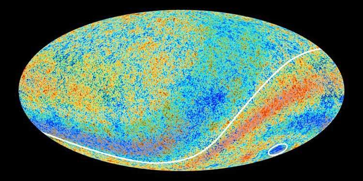 Un gran agujero es la estructura más grande conocida del universo