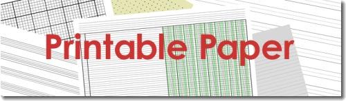 Papel gratis para imprimir