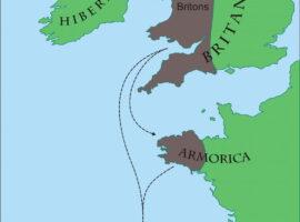 Britonia: un asentamiento celta en la Galicia del siglo VI