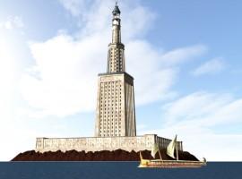 Egipto construirá una réplica del Faro de Alejandría