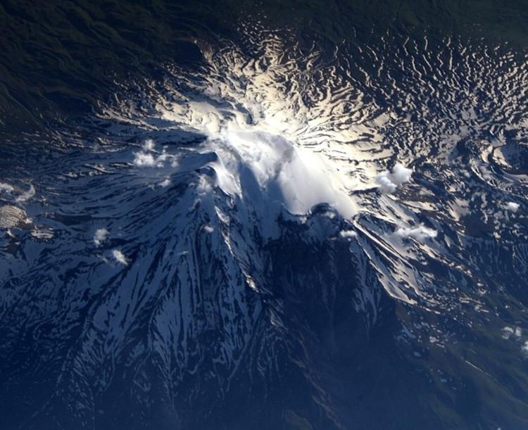 Espectaculares fotos sacadas desde la Estación Espacial internacional