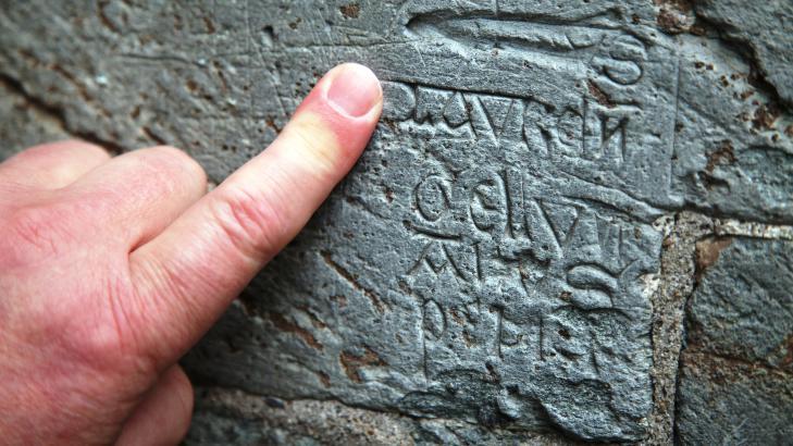 El grafitti gay más antiguo conocido está en Trondheim