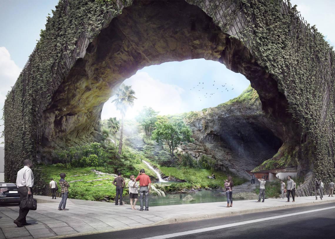 Así será el nuevo y espectacular Museo del Conocimiento  Indígena de Manila
