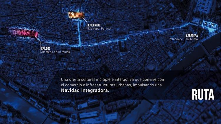 Algo va a ocurrir en Sevilla esta Navidad: Latidos de Luz