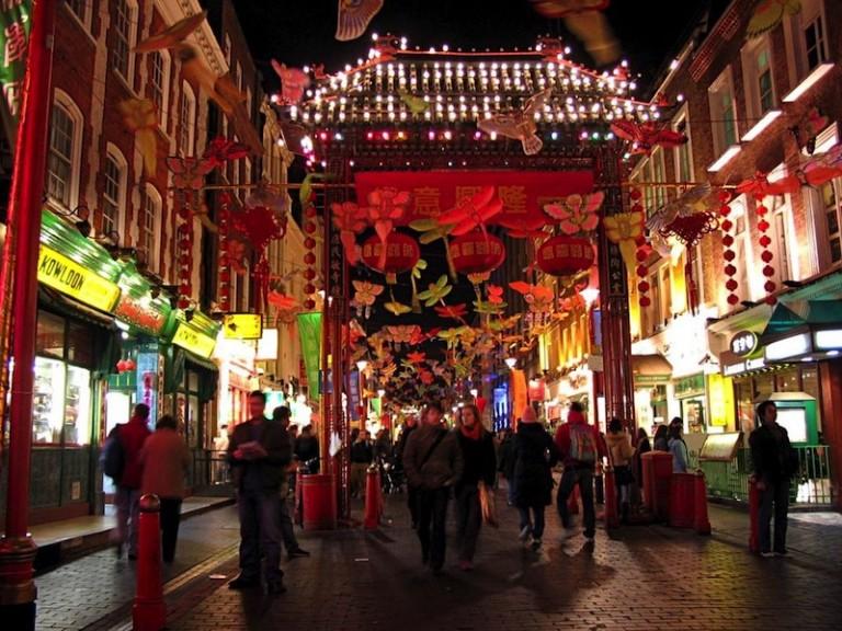 Lugares del mundo donde celebrar el nuevo año Chino