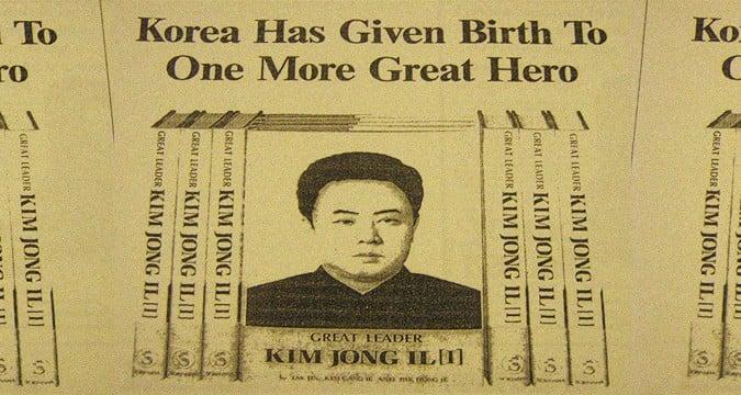 Cómo Corea del Norte publicó insólitos anuncios en periódicos occidentales durante años