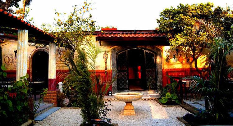 Abre en Pompeya un restaurante inspirado en la Roma Antigua