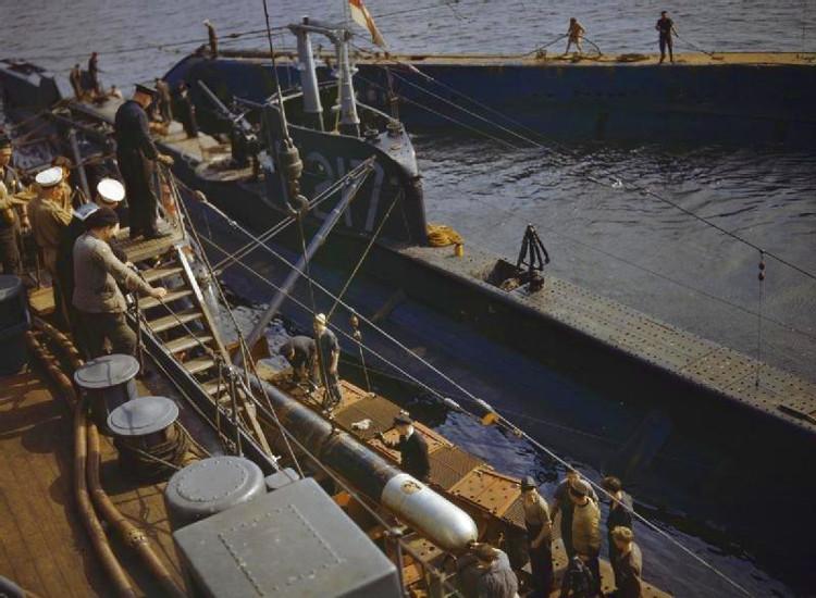 El submarino británico desaparecido en la Segunda Guerra Mundial encontrado en Cerdeña