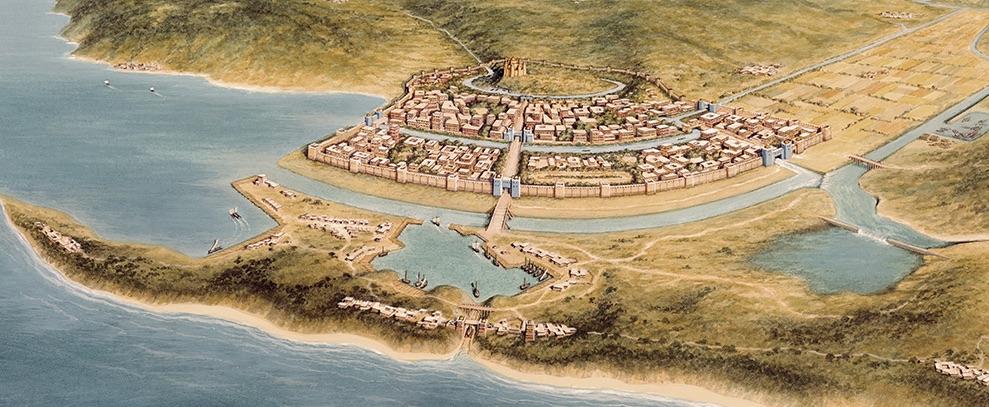 Los Luvitas: una nueva civilización aparece en la historiografía de la Antigüedad