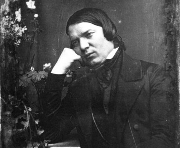 Los códigos cifrados que Schumann usaba para componer música