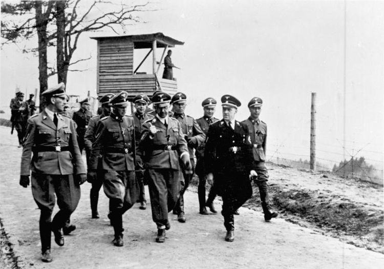 Redescubren en Rusia los diarios de guerra de Himmler