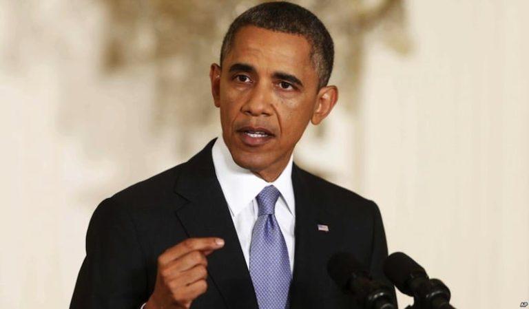 Comparativa: Obama elige entre Samsung y Apple