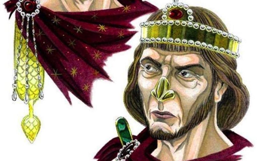 Justiniano II, el emperador de la nariz de oro