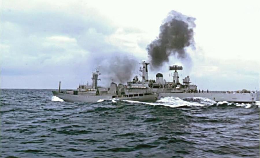 La Guerra del Bacalao que enfrentó a Islandia con Reino Unido
