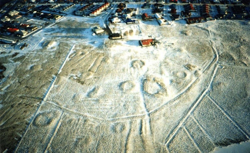 Los misteriosos anillos de Islandia pueden ser ruinas de asentamientos celtas de época vikinga