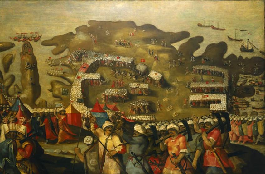 La Conspiración de los Esclavos que estuvo a punto de echar a los caballeros hospitalarios de Malta