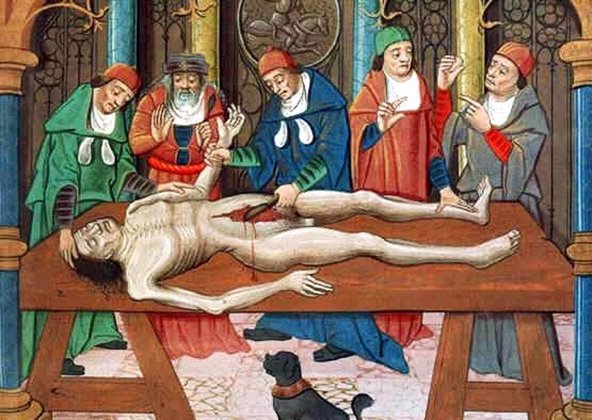 La muerte de Julio César, el origen de las autopsias y los informes forenses