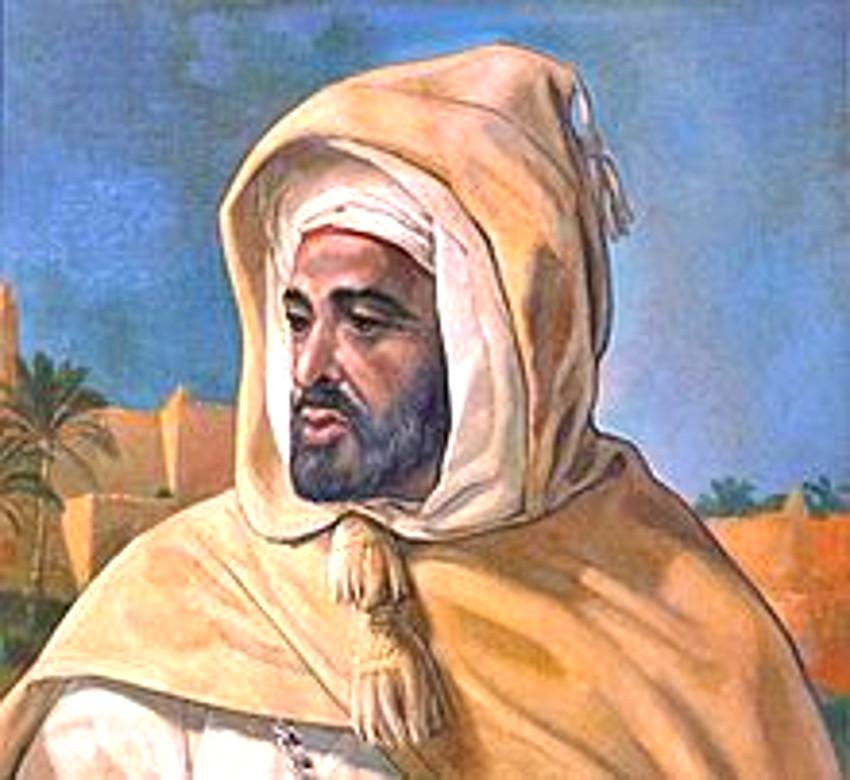 Resultado de imagen de sultán de Marruecos Mohamed IV