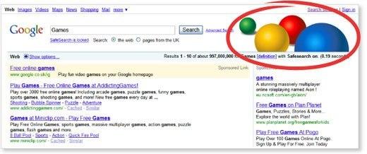 Bloqueando SafeSearch en Google