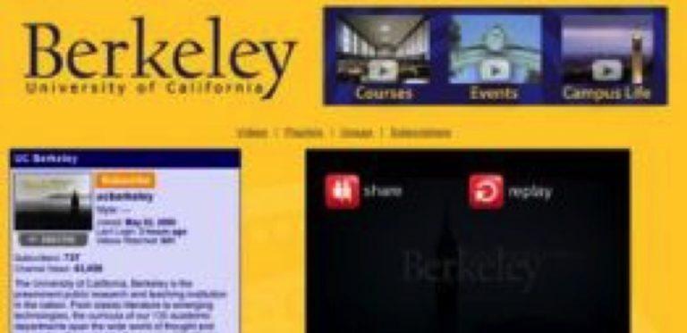 Universidades en YouTube