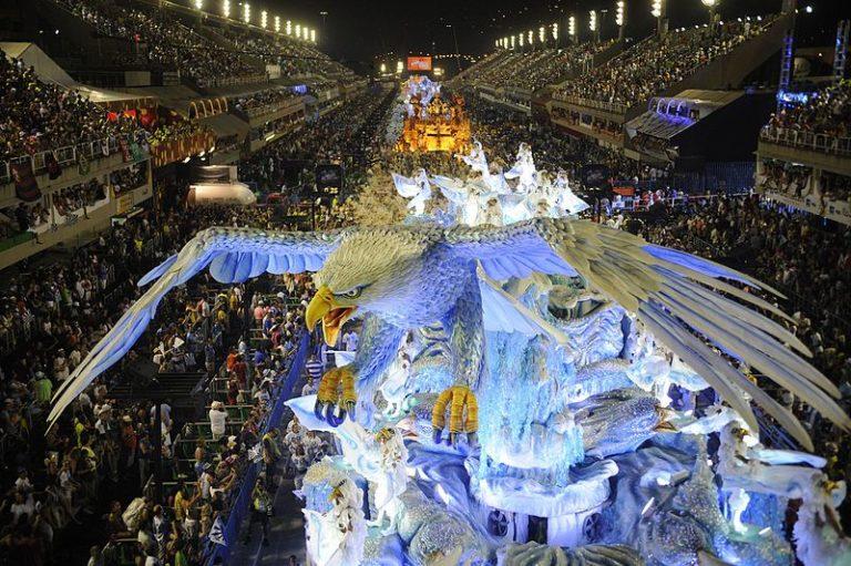 El Carnaval de Río de Janeiro, el mayor espectáculo del mundo