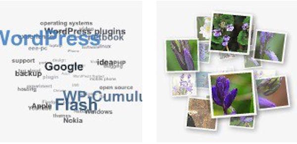 Widget Flickr flotante para blogs y webs