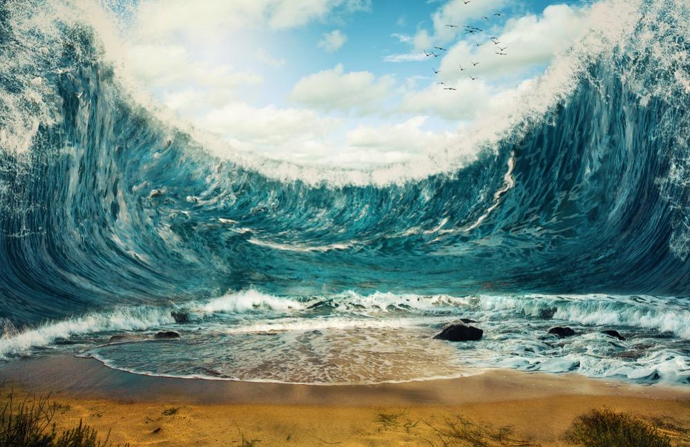 El tsunami que destruyó Atlit-Yam, un poblado neolítico sumergido en el Mediterráneo