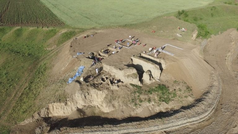Descubiertas las estructuras hidráulicas más antiguas y el primer accidente de ingeniería civil de la prehistoria